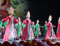 Московский театр танца Гжель на российско-китайском Фестивале в Москве
