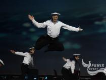 Московский театр танца Гжель на российско-китайском Фестивале