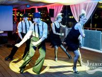 Танцевальный коллектив на День Рождения Москва