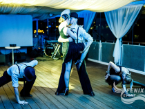 Танцоры на юбилей Москва