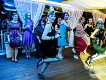 Заказать танцевальный коллектив на юбилей, праздник, корпоратив, свадьбу Москва
