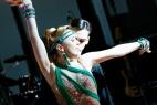 Церемония награждения почётных граждан стран Таможенного союза в Москве 13.12. 2015. Танцевальный дуэт.