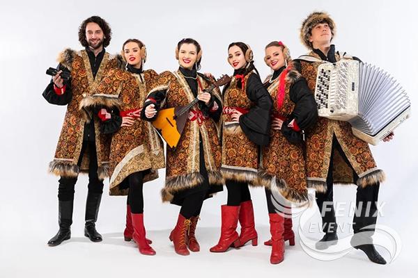 Заказать русский народный ансамбль на праздник, свадьбу, корпоратив, юбилей Москва