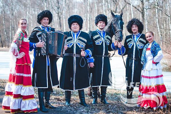 Фольклорный русский ансамбль на праздник в Москве