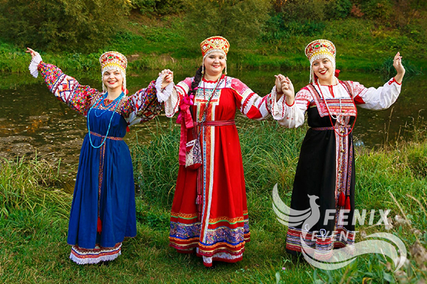 Русский ансамбль на юбилей,свадьбу, День рождения Москва