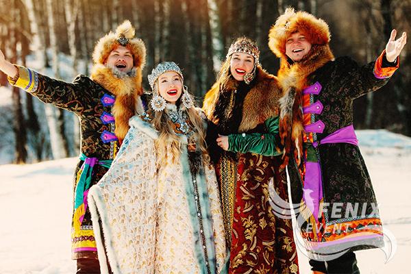 Заказать русский ансамбль на праздник,свадьбу, юбилей Москва