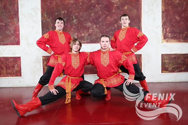 Танцоры-акробаты на праздник Москва