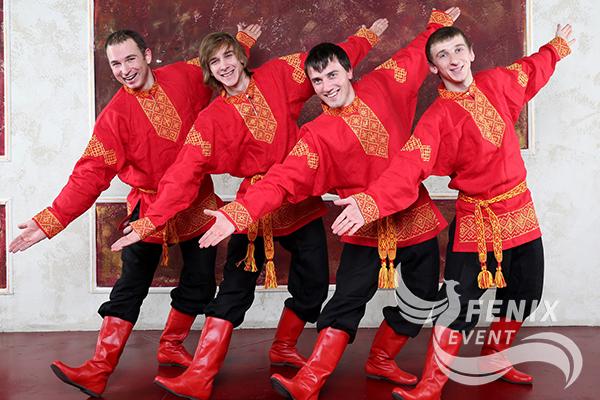 Заказать русское акробатическое шоу на праздник, свадьбу и корпоратив Москва