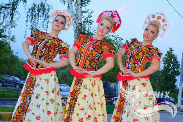 Ансамбль русского народного танца на праздник, юбилей, корпоратив Москва