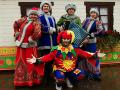 Русский народный ансамбль в Москве