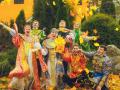 Народный ансамбль на юбилей в Москве