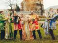 Народный ансамбль на свадьбу в Москве
