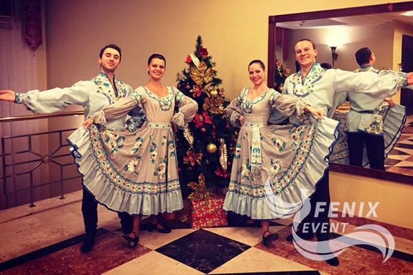 Русский народный танцевальный коллектив на праздник, свадьбу, корпоратив Москва
