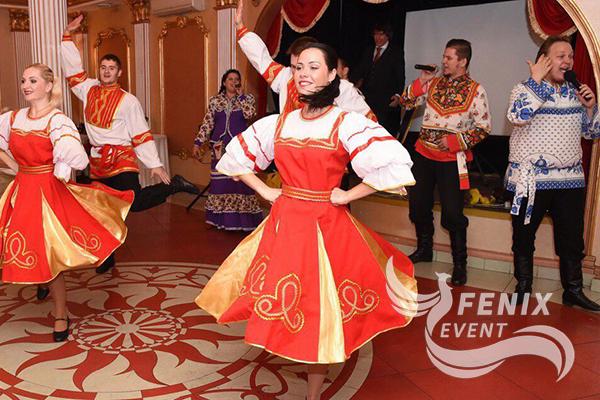 Заказать недорого русский танцевальный коллектив Москва