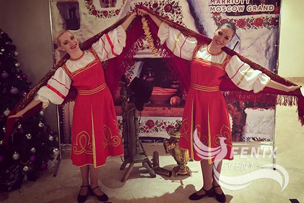 Заказать русский танцевальный коллектив Москва
