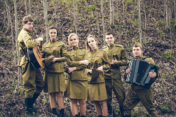 Артисты на 9 мая Москва