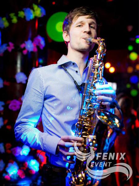 Саксофонист на праздник, свадьбу, корпоратив Москва