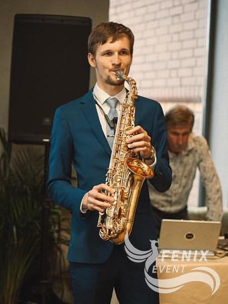 Саксофонист на свадьбу Москва