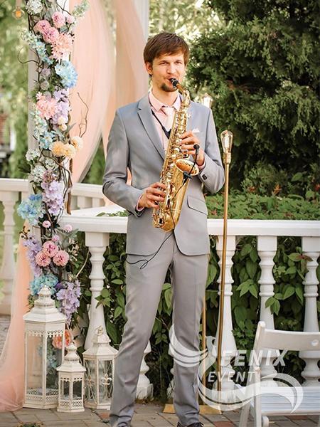 Саксофонист-виртуоз на праздник в Москве