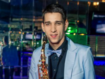 Саксофонист на свадьбу недорого в Москве.