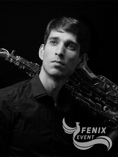 Заказать саксофониста на праздник, свадьбу, день рождения Москва
