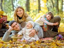 Семейный фотограф на любой праздник в Москве.