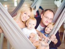 Семейный фотограф на праздник в Москве недорого.
