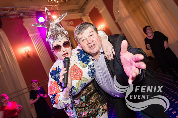 Заказать недорого двойника Сердючки на праздник в Москве