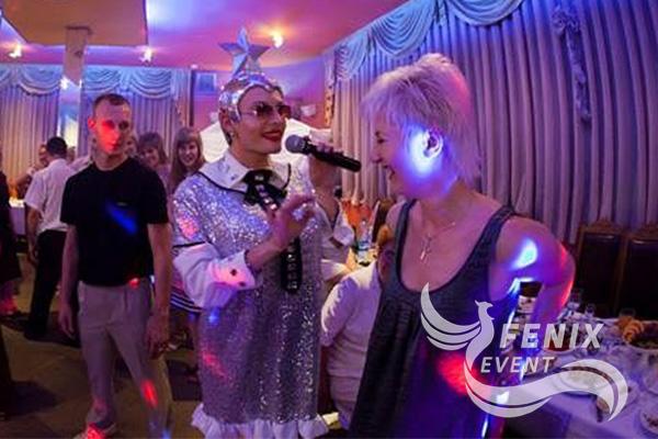 Двойник Верки Сердючки на праздник, свадьбу, корпоратив Москва