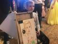 Художник шаржист на праздник в Москве