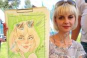 Профессиональный шаржист в Москве на свадьбу и юбилей