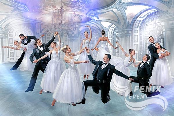 Профессиональный шоу балет на свадьбу Москва
