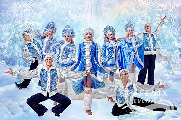 Танцевальный коллектив на праздник Москва