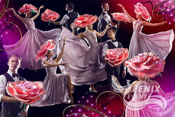 Заказать шоу балет на праздник Москва