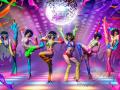 Танцевальный шоу балет в стиле диско