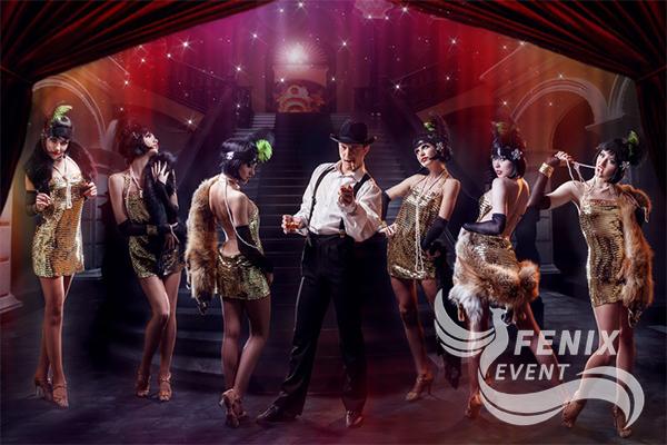 Заказать шоу балет недорого на праздник Москва