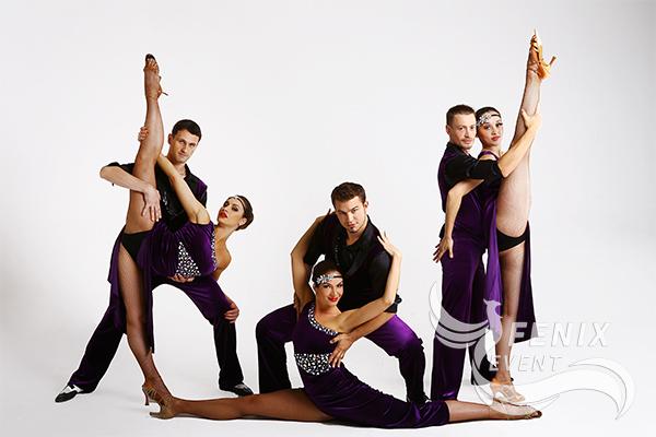 Профессиональный шоу балет на свадьбу, день рождения, корпоратив Москва