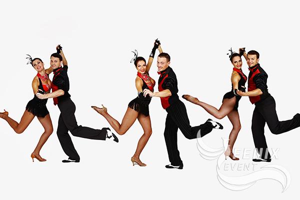 Яркие танцоры на праздник, свадьбу, корпоратив Москва
