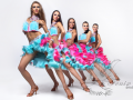 Шоу балет с кубинскими танцами