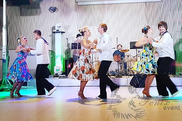 Лучшее танцевальное шоу Москва