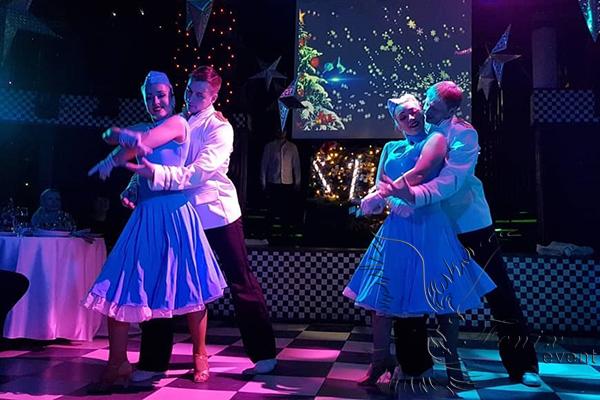 Танцевальное шоу на свадьбу Москва