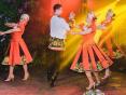 Танцевальное шоу на юбилей Москва