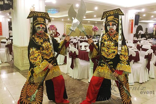 Шоу Кунг Фу в Москве