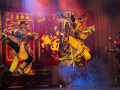 Заказать китайское шоу кунг фу Москва