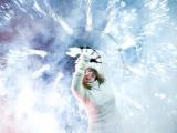 Огненно-пиротехническое шоу на новогодний корпоратив в Москве