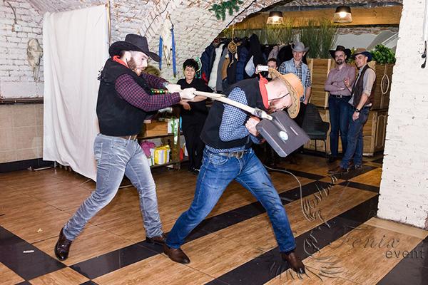 Заказать силовое шоу Москва