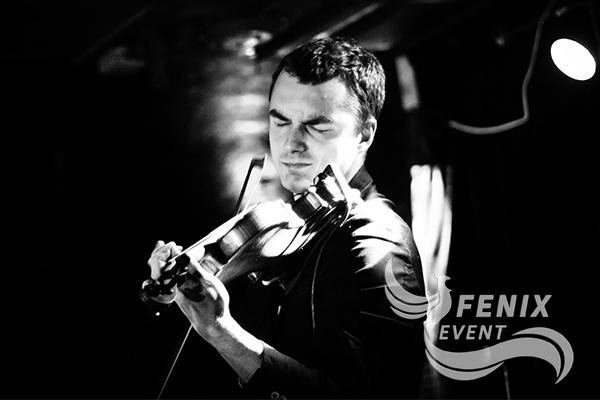 Скрипач виртуоз на встречу гостей Москва