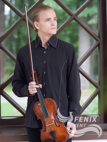 Профессиональный скрипач на свадьбу Москва