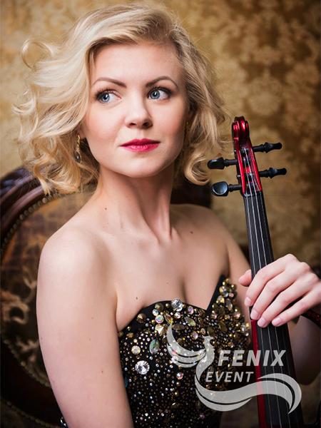 Профессиональный скрипач на праздник Москва