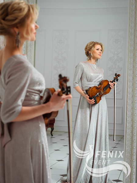 Скрипач виртуоз на праздник, свадьбу, корпоратив Москва